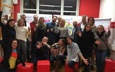 2. Design Thinking Netzwerktreffen von Design Thinking München