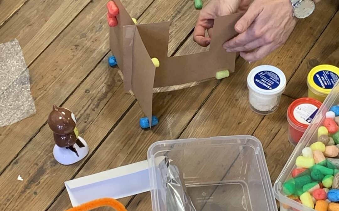 Lindner Group entwickelt neues Produkt FLEXShell mit Design Thinking